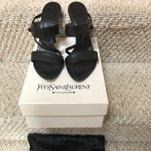Yves St Laurent sandals